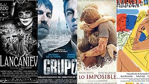 Ver vídeo  'Días de cine: Los Goya'
