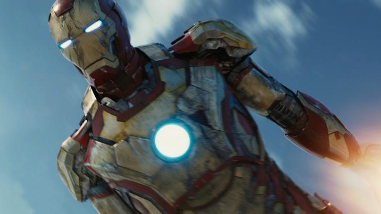 Días de cine: 'Iron man 3'