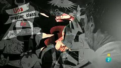 Ver vídeo  'Días de cine: José Luis Alcaine cree que Picasso se inspiró en 'Adiós a las armas' para el Guernica'