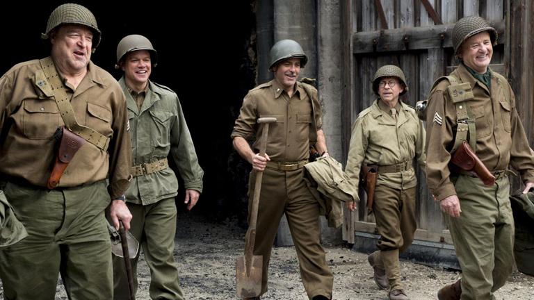 Días de cine: 'Monuments men'