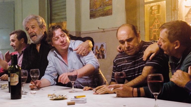 Días de cine: 'Noche de vino y copas'