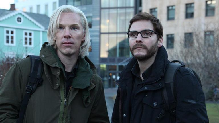 Días de cine: 'El quinto poder'