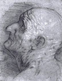 Dibujo hallado atribuido a Caravaggio