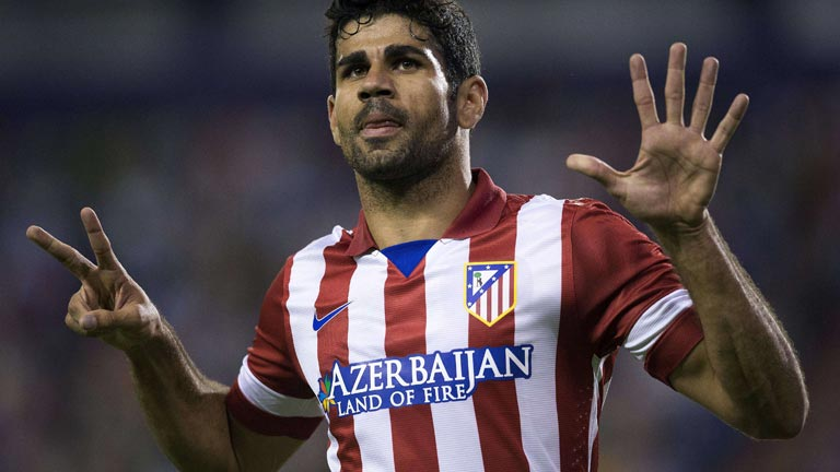 Diego Costa - Atlético