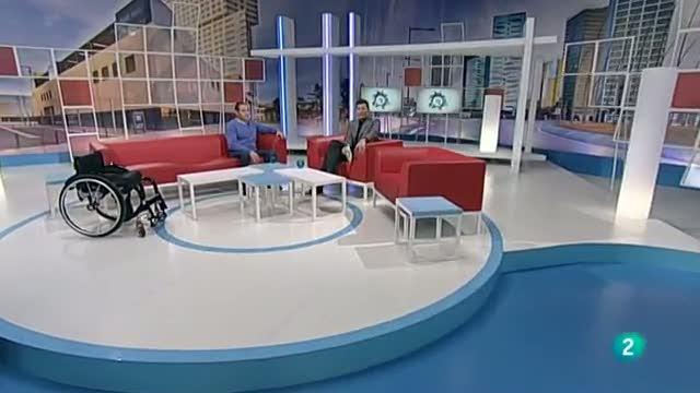 Para Todos La 2 - Entrevista. Diego De paz, capitán de la selección española de baloncesto en silla de ruedas