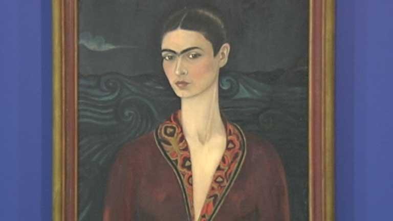 Exposición en París dedicada a la mítica pareja de pintores Diego Rivera  y Frida Kahlo