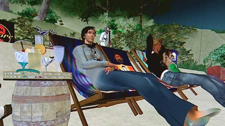 Diez años del nacimiento de Second Life
