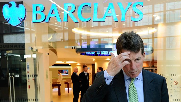 Dimite el consejero delegado de Barclays por la manipulación del Líbor