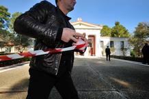 DIMITE EL MINISTRO DE CULTURA GRIEGO TRAS UN ASALTO ARMADO AL MUSEO OLIMPIA