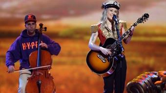 Ver vídeo  'Dinamarca Eurovisión 2012 - Soluna Samay - 1ª semifinal'