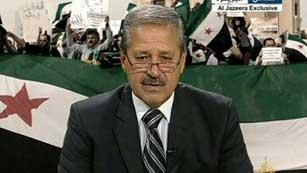 """Ver vídeo  'Diplomático desertor sirio llama al ejército para unirse a la """"revolución""""'"""