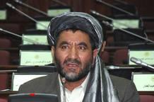 El diputado y señor de la guerra Ahmad Khan Samangani, fallecido en la boda de su hija