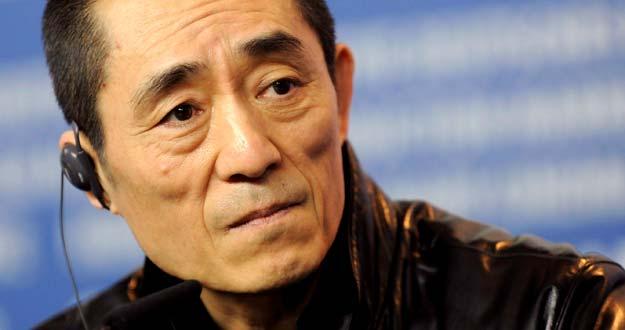 El director de cine Zhang Yimou