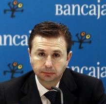 El director financiero de Bancaja, Aurelio Izquierdo