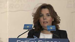 Ver vídeo  'Dirigentes del Gobierno de España emiten un mensaje de confianza ante la crisis'