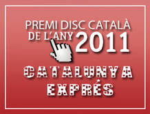 Disc Català de l'any 2012
