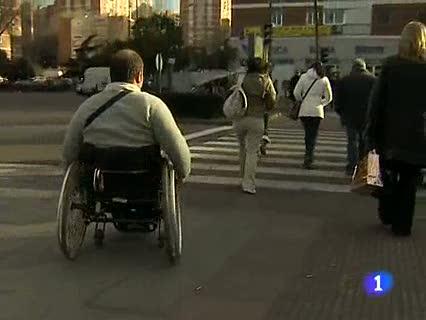 Ver vídeo  'Discapacidad y desempleo'