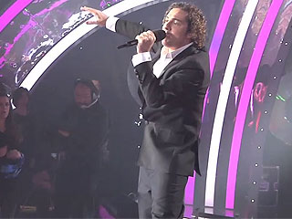 Ver vídeo  'Disco del año - Making of David Bisbal, Niña Pastori, Manolo García'