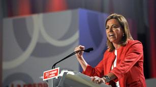 Ver vídeo  'Discurso íntegro de Carme Chacón en el 38 Congreso del PSOE'