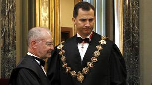 Ver vídeo  'Discurso íntegro del príncipe de Asturias en los actos del bicentenario del Tribunal Supremo.'