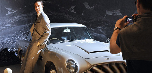 Diseñando a 007