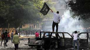 Ver vídeo  'Disturbios por todo el mundo árabe por el vídeo contra Mahoma'