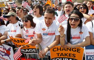 Ver v?deo  'División de opiniones en Estados Unidos sobre la reforma sanitaria aprobada en el Congreso'