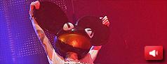 El DJ deadmau5 reivindica la verdadera electrónica