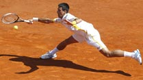 Ir al Video&nbsp;Djokovic acaba con la racha de Nadal en Montecarlo