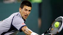 Ir al Video Djokovic entra en los cuartos de Indian Wells de madrugada