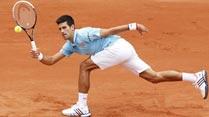 Video: Djokovic, Federer, Carla Suárez y Garbiñe Muguruza, a octavos de Roland Garros