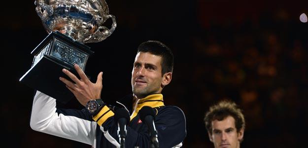 Djokovic gana su cuarto Open de Australia