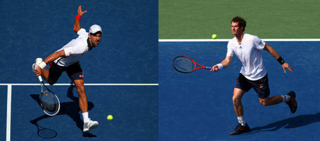 Djokovic y Murray se verán las caras en la final del US Open.