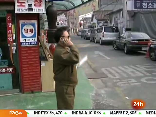 Ir al Video El doble de Kim Jong il