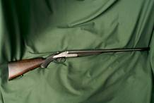 Doble rifle marca Holland &amp; Holland, calibre .375 H&amp;H Magnum