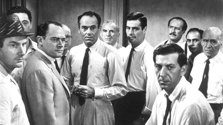 """""""Doce hombres sin piedad"""" es la mejor película jurídica de la historia según los abogados españoles"""
