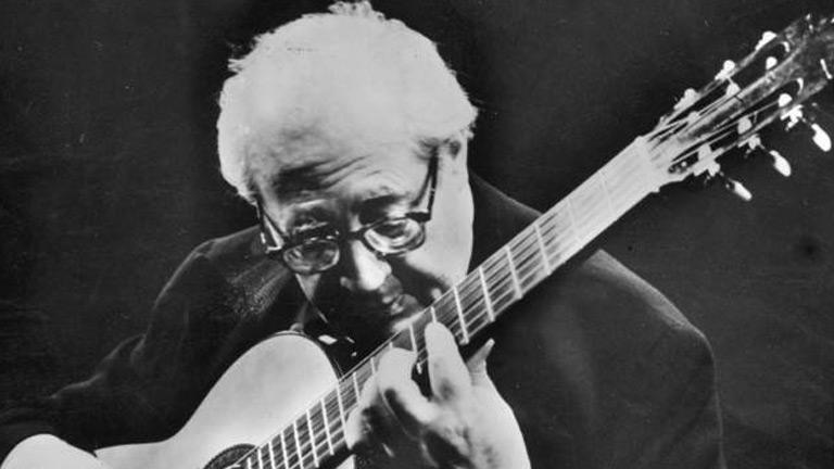 Las seis cuerdas de una guitarra. Andrés Segovia (1972)