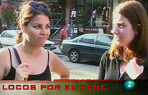 Ver v?deo  'Documentos TV - Locos por el pene'