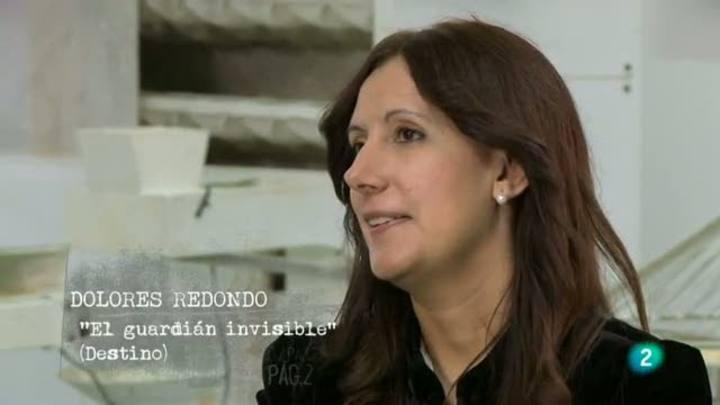 Página 2 - Entrevista: Dolores Redondo