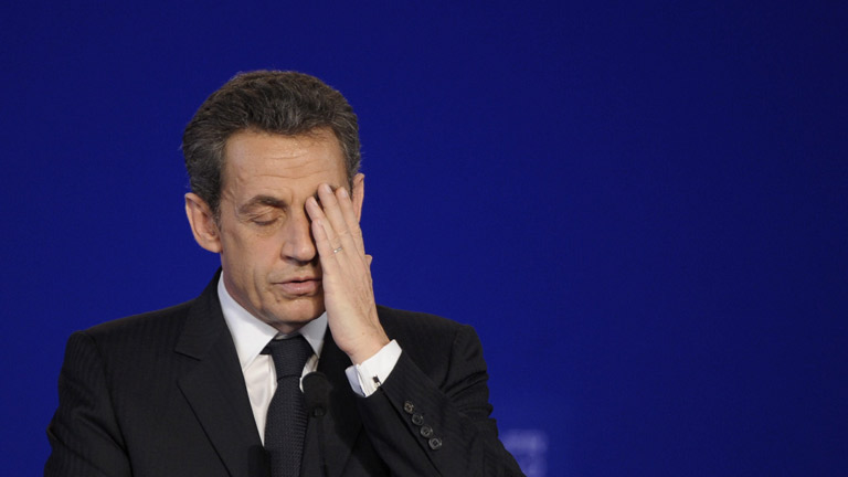 El domicilio y el despacho del expresidente Sarkozy, registrados por la Polic&iacute;a francesa