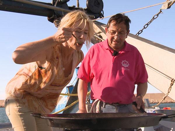 "Domingo Ciurana, pescador: ""Si volviera a nacer, pescador otra vez"""