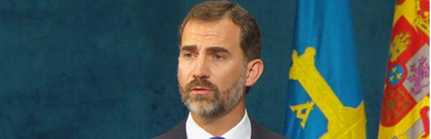 """Don Felipe propone """"superar los desencuentros"""" y preservar """"nuestra larga historia común"""""""