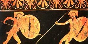 ¿De dónde proviene la maldición de Aquiles?