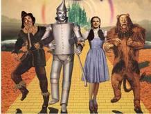 Dorothy, interpretada por Judy Gardland, quiere volver a Kansas
