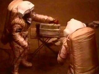 Ver v?deo  'Dos astronautas simulan la llegada a Marte'