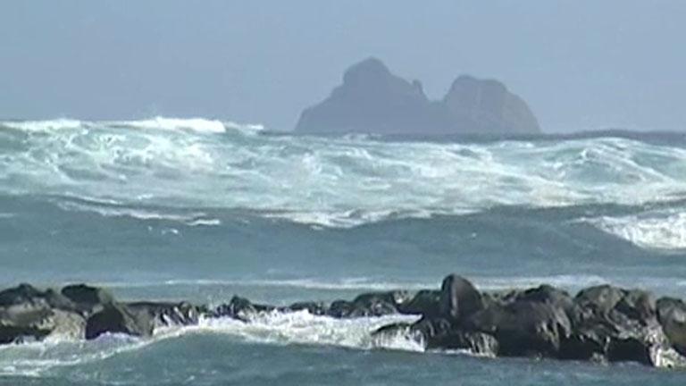 El temporal de fuerte viento deja dos víctimas mortales en Canarias