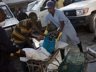 Ver vídeo  'Dos muertos en Haití tras un enfrentamiento con cascos azules de la ONU'