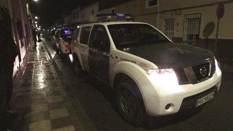 Dos muertos y un herido en un tiroteo en una pedanía de Albacete