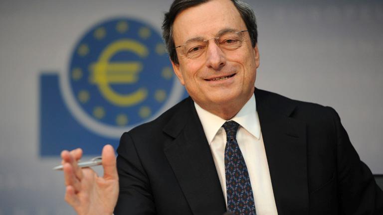 Draghi desvela hoy los próximos pasos del BCE contra la crisis