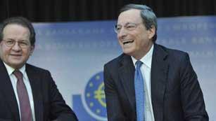Ver vídeo  'Draghi ha dicho hoy que el euro es irreversible'